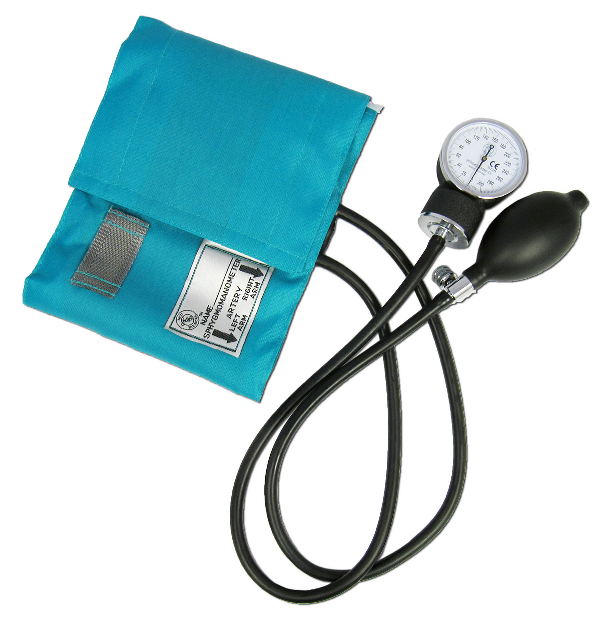 Blood pressure arm guage